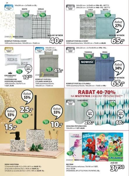 Jysk gazetka promocyjna od 2019-08-29, strona 24