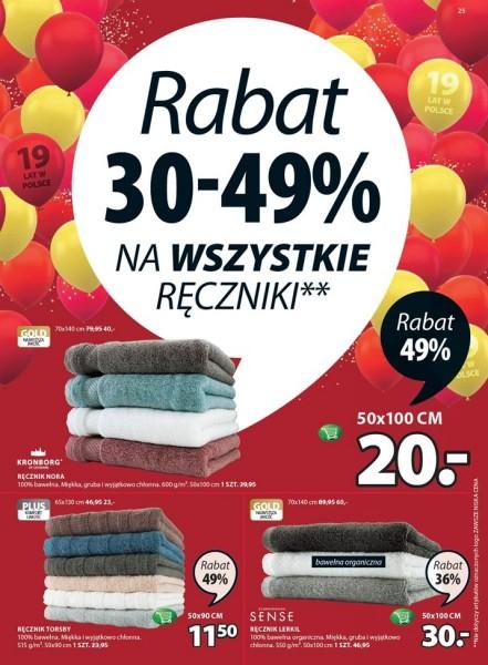 Jysk gazetka promocyjna od 2019-08-29, strona 25