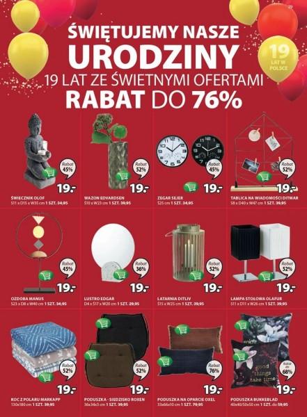 Jysk gazetka promocyjna od 2019-08-29, strona 29