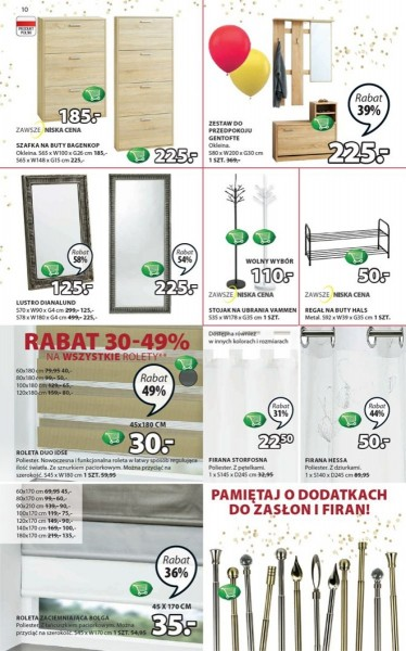 Jysk gazetka promocyjna od 2019-09-12, strona 10