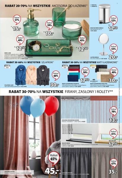 Jysk gazetka promocyjna od 2019-10-09, strona 7