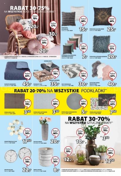 Jysk gazetka promocyjna od 2019-10-24, strona 6