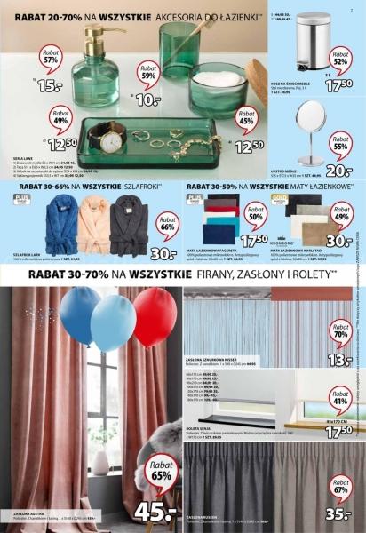 Jysk gazetka promocyjna od 2019-10-24, strona 7