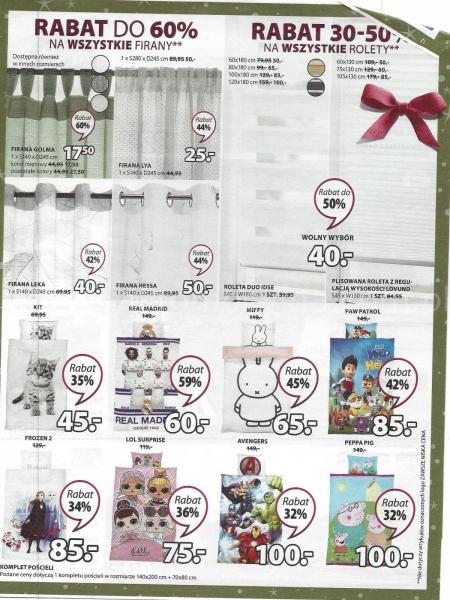 Jysk gazetka promocyjna od 2019-12-05, strona 11