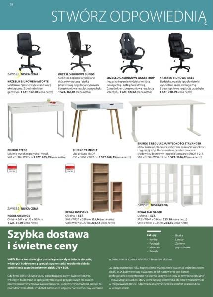 Jysk gazetka promocyjna od 2020-03-11, strona 28