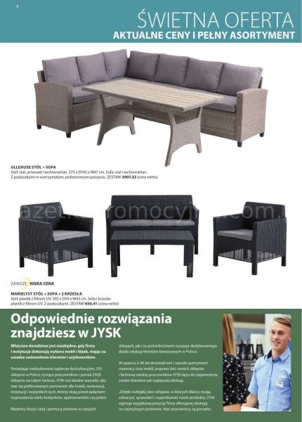 Jysk gazetka promocyjna od 2020-03-11, strona 8