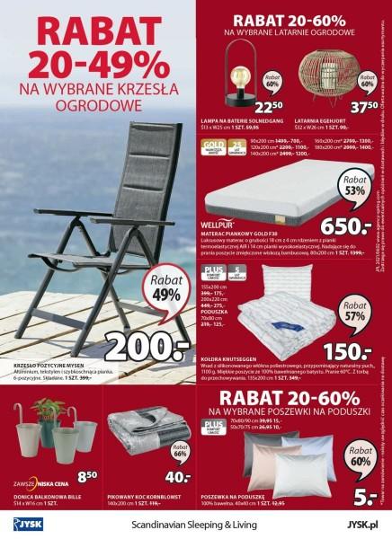 Jysk gazetka promocyjna od 2021-06-09, strona 24