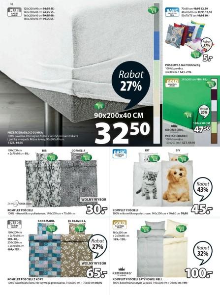 Jysk gazetka promocyjna od 2017-04-20, strona 18