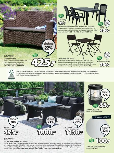 Jysk gazetka promocyjna od 2017-04-20, strona 4