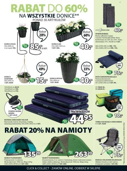 Jysk gazetka promocyjna od 2017-04-20, strona 7