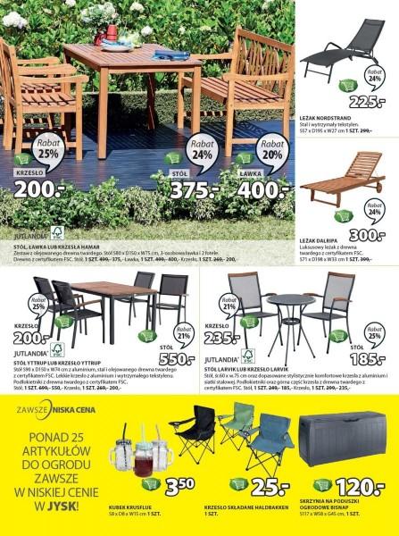 Jysk gazetka promocyjna od 2017-05-18, strona 4