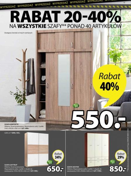Jysk gazetka promocyjna od 2018-01-02, strona 13