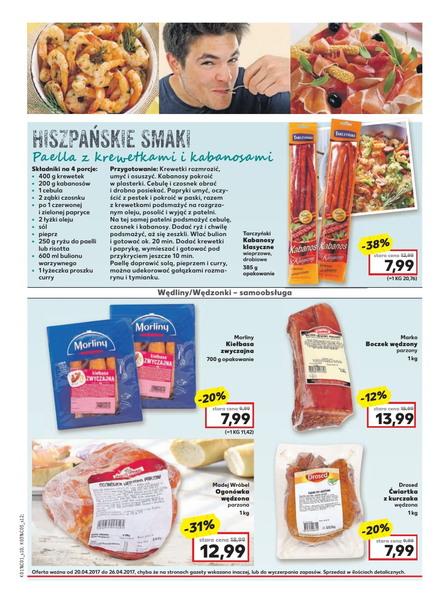 Kaufland gazetka promocyjna od 2017-04-20, strona 10