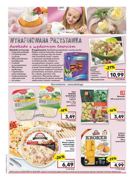 Kaufland gazetka promocyjna od 2017-04-20, strona 12