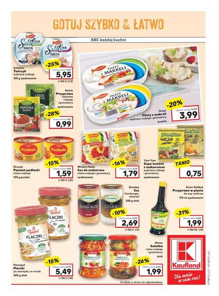 Kaufland gazetka promocyjna od 2017-04-20, strona 15