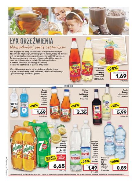 Kaufland gazetka promocyjna od 2017-04-20, strona 18