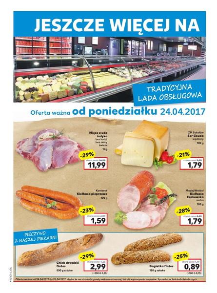 Kaufland gazetka promocyjna od 2017-04-20, strona 38