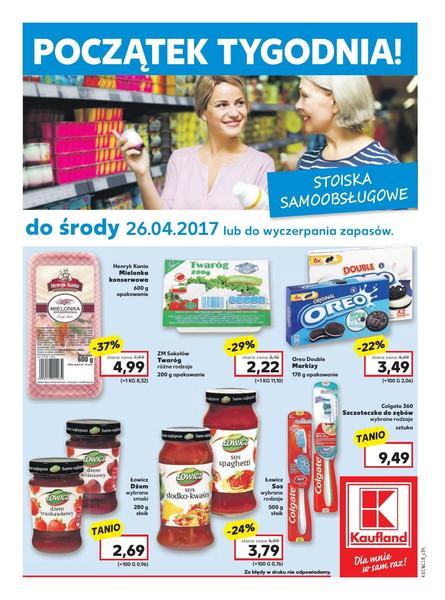 Kaufland gazetka promocyjna od 2017-04-20, strona 39