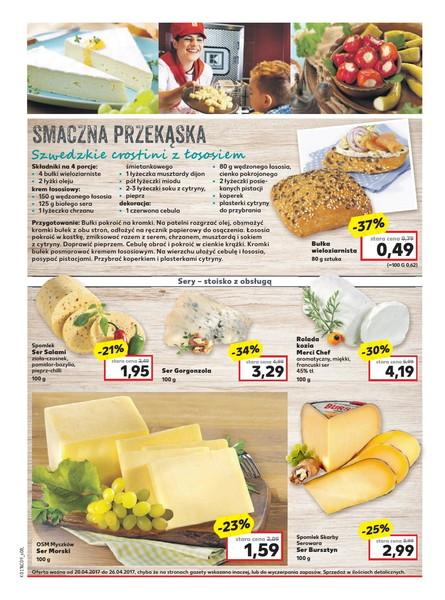Kaufland gazetka promocyjna od 2017-04-20, strona 8