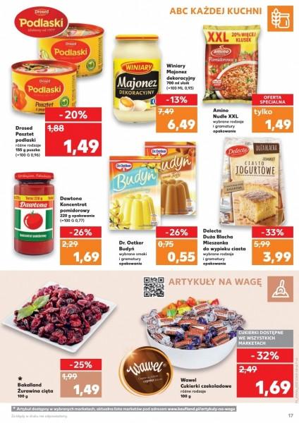 Kaufland gazetka promocyjna od 2017-09-07, strona 17