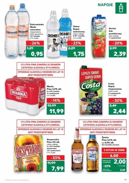 Kaufland gazetka promocyjna od 2017-09-07, strona 19