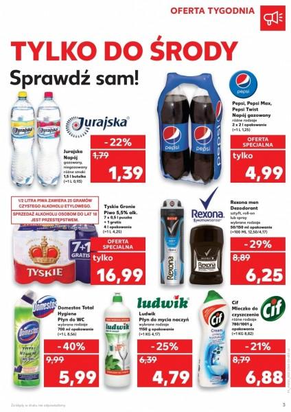 Kaufland gazetka promocyjna od 2017-09-07, strona 3