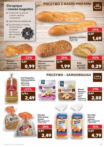 Kaufland gazetka promocyjna od 2017-09-14, strona 17