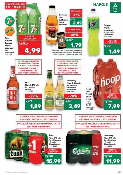 Kaufland gazetka promocyjna od 2017-09-14, strona 23