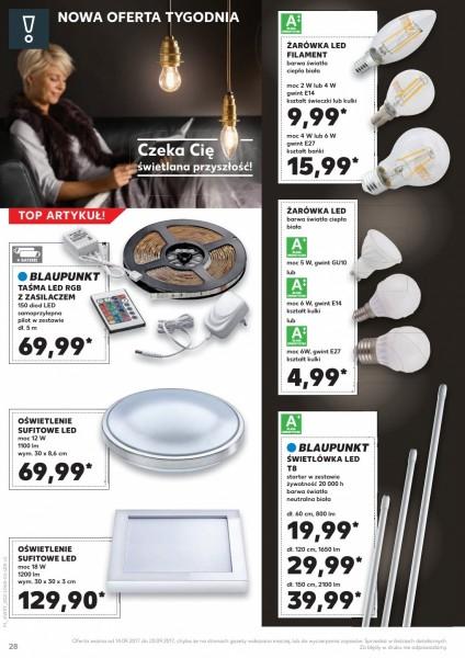 Kaufland gazetka promocyjna od 2017-09-14, strona 28