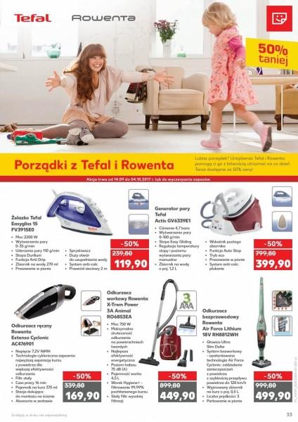 Kaufland gazetka promocyjna od 2017-09-14, strona 33