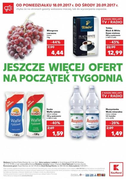 Kaufland gazetka promocyjna od 2017-09-14, strona 40