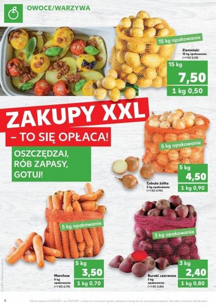 Kaufland gazetka promocyjna od 2017-09-14, strona 8