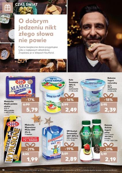 Kaufland gazetka promocyjna od 2017-12-07, strona 10