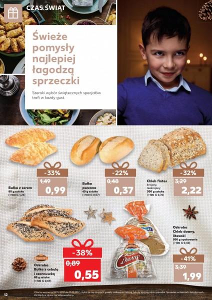 Kaufland gazetka promocyjna od 2017-12-07, strona 12
