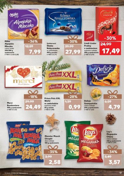 Kaufland gazetka promocyjna od 2017-12-07, strona 17