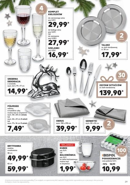 Kaufland gazetka promocyjna od 2017-12-07, strona 29