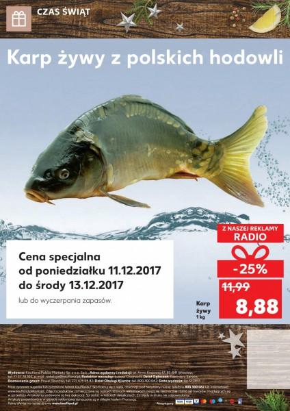 Kaufland gazetka promocyjna od 2017-12-07, strona 40
