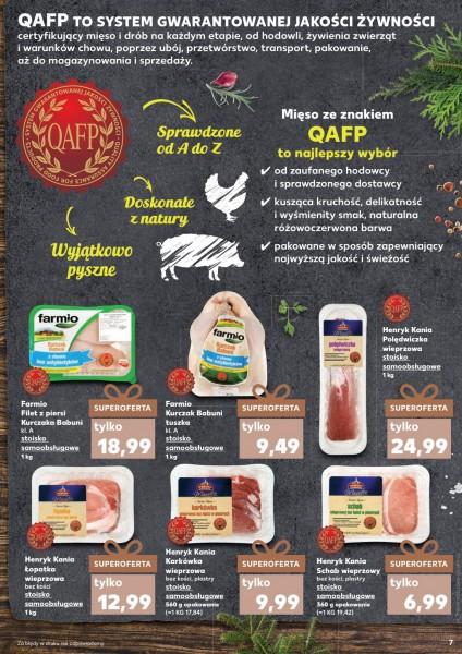 Kaufland gazetka promocyjna od 2017-12-07, strona 7