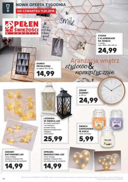 Kaufland gazetka promocyjna od 2018-01-11, strona 28