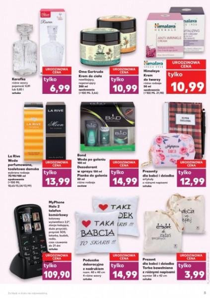 Kaufland gazetka promocyjna od 2018-01-11, strona 5