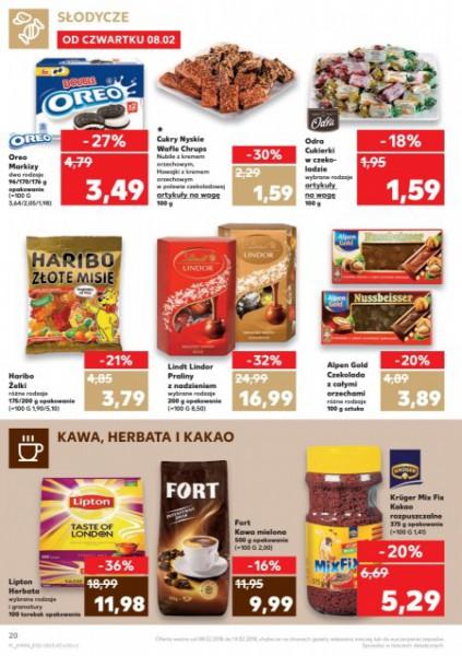 Kaufland gazetka promocyjna od 2018-02-08, strona 20