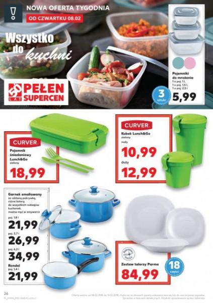 Kaufland gazetka promocyjna od 2018-02-08, strona 26