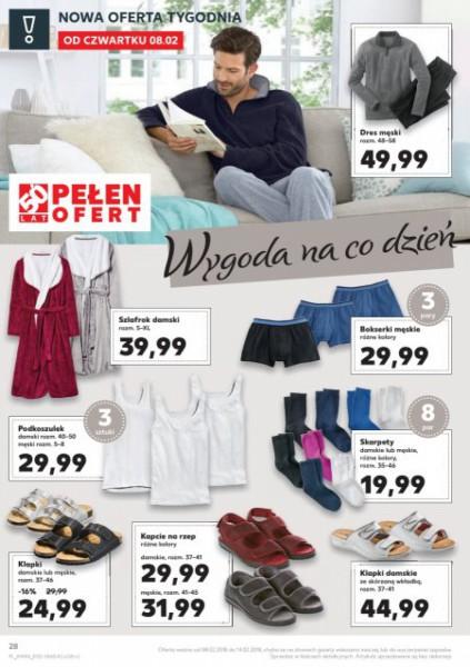 Kaufland gazetka promocyjna od 2018-02-08, strona 28