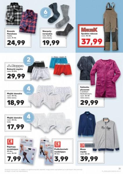 Kaufland gazetka promocyjna od 2018-02-08, strona 31