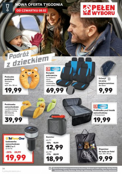 Kaufland gazetka promocyjna od 2018-02-08, strona 34
