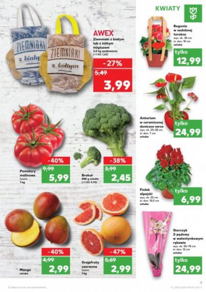 Kaufland gazetka promocyjna od 2018-02-08, strona 7