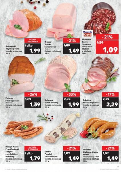 Kaufland gazetka promocyjna od 2018-02-15, strona 13