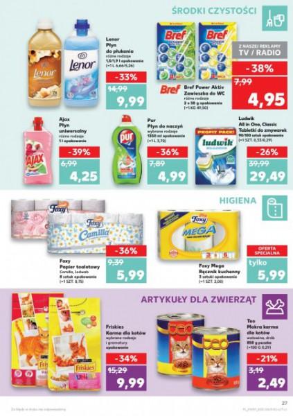 Kaufland gazetka promocyjna od 2018-02-15, strona 27