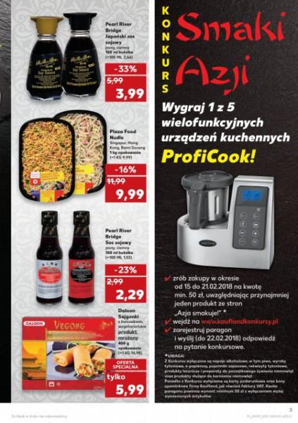 Kaufland gazetka promocyjna od 2018-02-15, strona 3