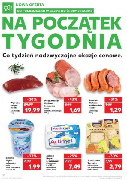 Kaufland gazetka promocyjna od 2018-02-15, strona 30